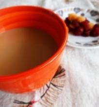 Imbierinių sausainių arbata