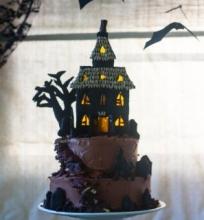 Halloween'o tortas