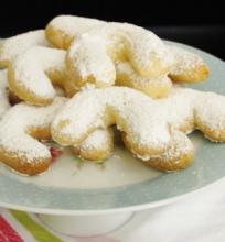 Graikiški Citrininiai Sausainiai