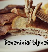 Bananiniai blynai