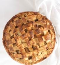 Obuolių ir kriaušių pyragas