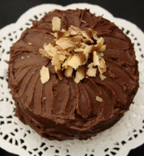 Šokoladinis Apelsininis Tortas