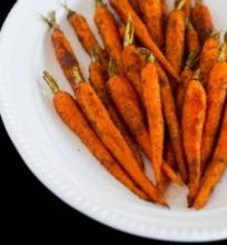 Keptos morkos su prieskoniais