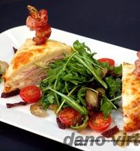 """Prancūziškas sumuštinis (""""Croque monsieur"""")"""