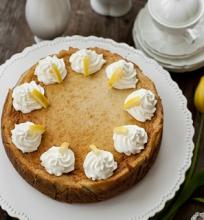 Bananinis sūrio tortas