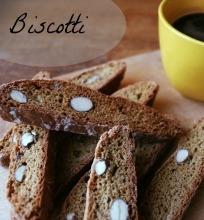 Apelsinų ir kardamono aromato Biscotti