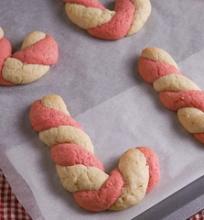 Sausainiai 'Kalėdiniai ledinukai'