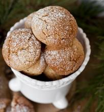 Žemės riešutų sviesto sausainėliai