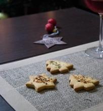 Sūrūs sausainiai su prieskoniais