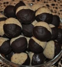 """Sausainiai """"Šoko-pekanai"""""""
