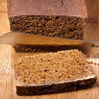 Islandų juoda ruginė duona (Dökkt Rúgbrauð)