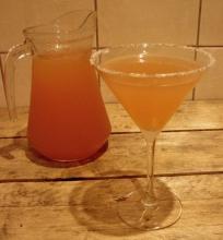 Meksikietiškas kokteilis – Paloma