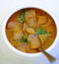 Šildanti sriuba