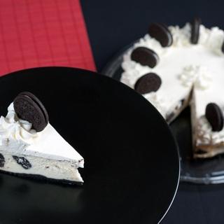 Varškės pyragas su Oreo sausainiais