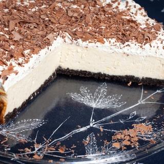 Bananų varškės pyragas