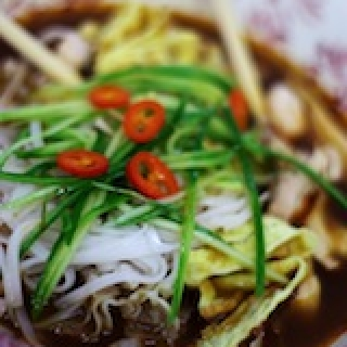 Vietnamietiška žąsies sriuba