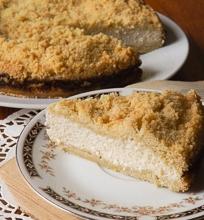Paprastas varškės pyragas