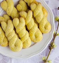 Graikiški Velykų sausainiai