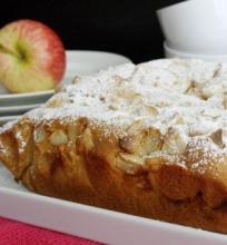 Obuolių Pyragas su Makadamijų Riešutais