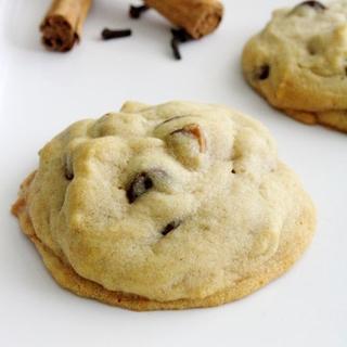 Sausainiai su Prieskoniais, Šokolado Gabaliukais ir Pekano Riešutais
