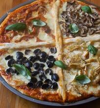 Keturių sezonų pica