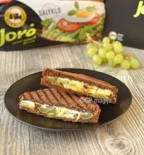 Karšti sumuštiniai su avokadu