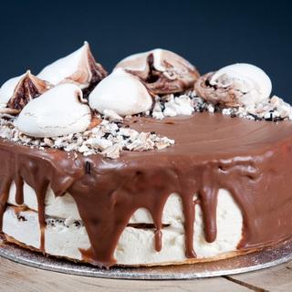 """Tortas """"Paukščių pienas"""""""
