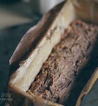 Grikių miltų bananinė duona