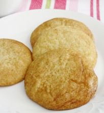 Cinamoniniai Sausainiai/ Cinnamon Crinkle Cookies