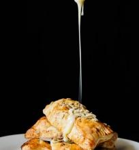 Pyragėliai su sūriu per 15min