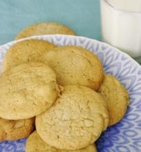 Sausainiai su Cukruotu Imbieru
