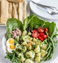 Prancūziškos salotos