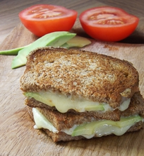 Vegetariškas karštas sumuštinis