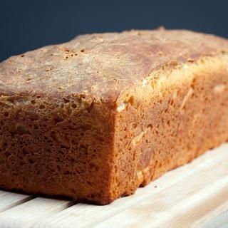 Balta duona be gliuteno