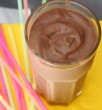 Šokoladinis Avokadų Kokteilis