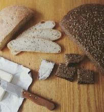 Pati paprasčiausia duona
