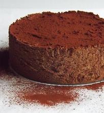 Šokoladinis tortas 'Triufelis'