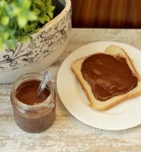 Riešutela – naminė Nutella