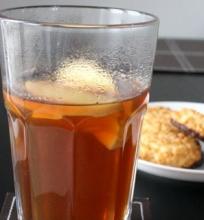 Obuolinė arbata
