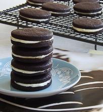 Naminiai Oreo sausainiai