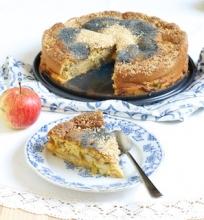 Vaikystės obuolių pyragas