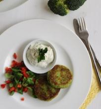 Brokolio ir kynvos kepsneliai
