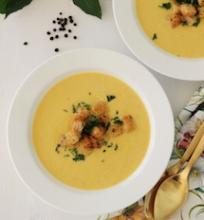 Kreminė vištienos sriuba