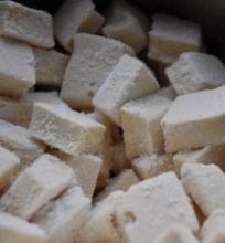 Zefyrai / marshmallows