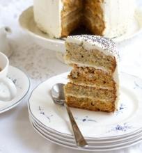 Morkų ir cukinijų tortas