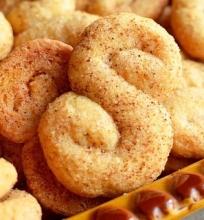 Suomiški cinamoniniai sausainiai