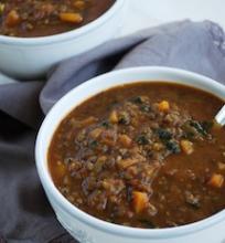 paprasta lęšių sriuba