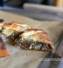 Osetinų mėsos pyragas