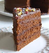 Šokoladinis grietininis tortas