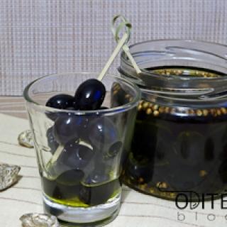 marinuotos alyvuogės
